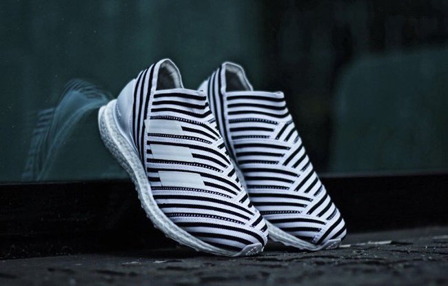 adidas Nemeziz Tango 17+ 360 Agility Boost Zebra
