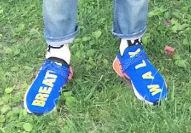 adidas NMD Human Race Breathe Walk