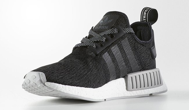 adidas NMD R1 Primeknit Style Is Getting An Ash Green Look