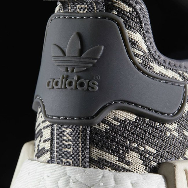 adidas NMD R1 Grey Linen Camo Release Date