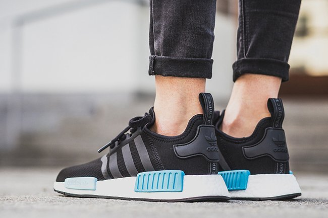 adidas NMD R1 Icey Blue Release Date