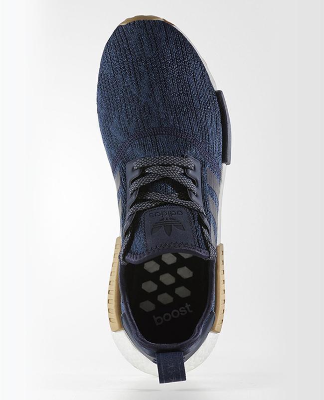 adidas NMD R1 Legion Ink Blue Gum Release Date