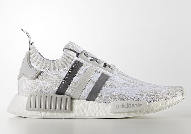 official photos 6e9e5 efd51 adidas NMD R1 Primeknit Glitch Camo BY9865 | SneakerFiles