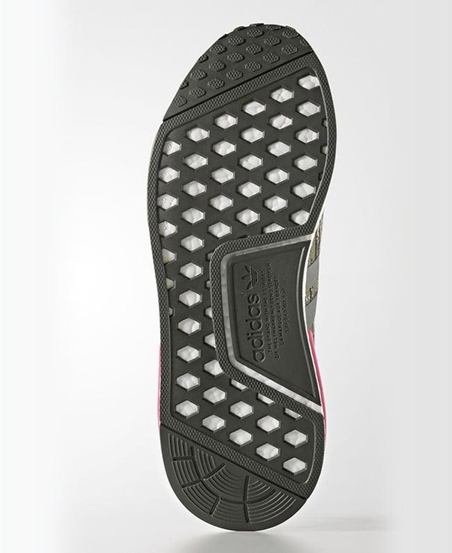 adidas NMD R1 Primeknit Utility Grey Camo Release Date
