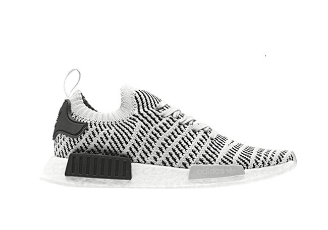 ADIDAS NMD PINK PEACH GREY SALMON BLACK WOMENS R1