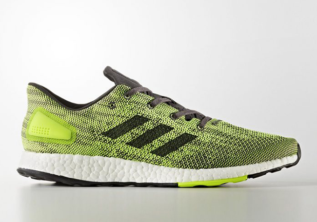 adidas Pure Boost DPR Solar Yellow