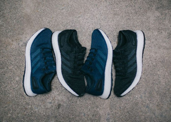 adidas Pure Boost Night Navy Core Black
