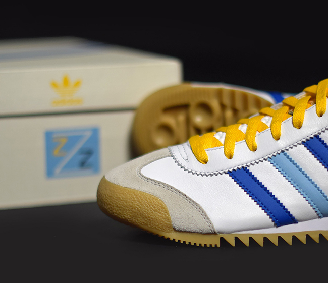 adidas Rom Zissou Inspired by the Film 'The Life Aquatic