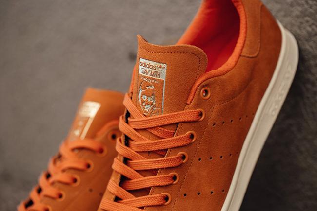 adidas Stan Smith Energy Orange