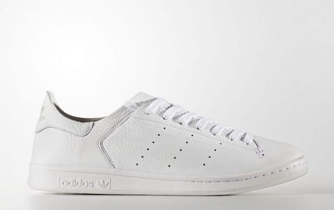adidas Stan Smith Leather Sock Triple White