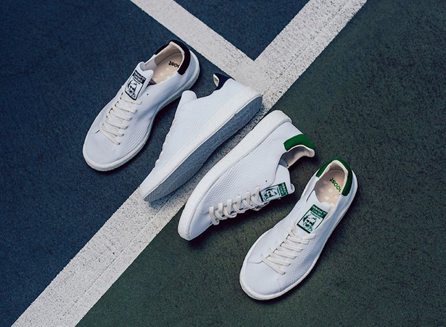 adidas Stan Smith Primeknit Boost Collection