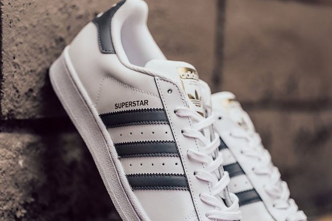 adidas Superstar Foundation Onix Grey