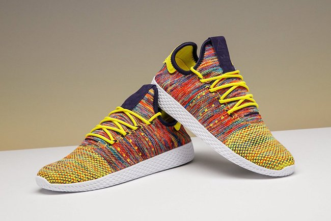 adidas Tennis Hu Multicolor Colorways