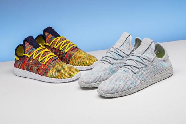 adidas Tennis Hu Multicolor Colorways