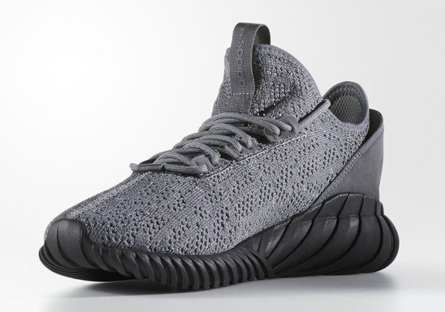 adidas Tubular Doom Soc Grey Primeknit