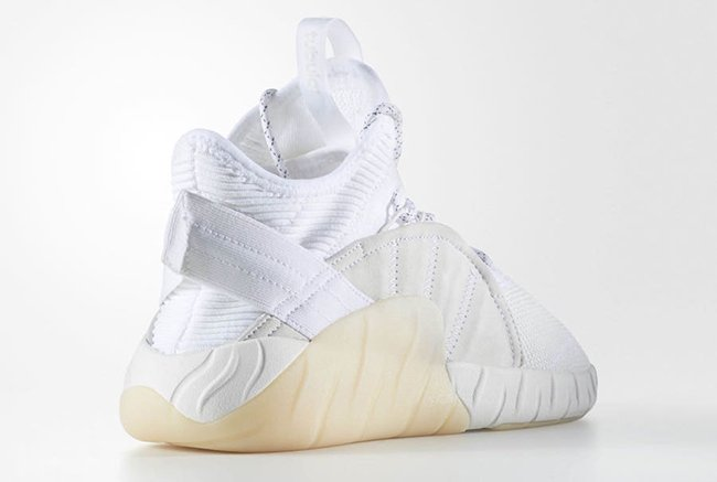 adidas Tubular Rise White BY3555