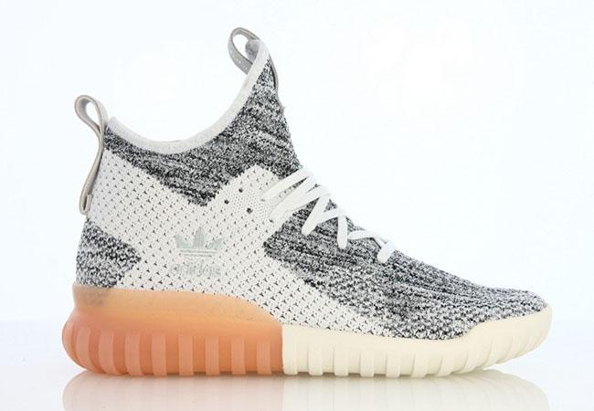 adidas Tubular Primeknit X Gum Pack