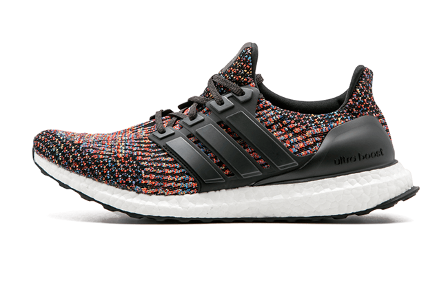 adidas Ultra Boost 3.0 Multicolor Archives TheShoeGame