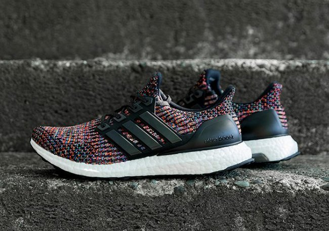 100% authentic 75581 786d0 adidas Ultra Boost 3.0 Multicolor Confirmed Release Date