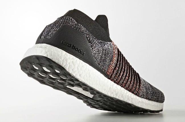 adidas Ultra Boost Laceless Core Black Release Date