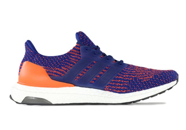 adidas Ultra Boost Mystic Ink Solar Orange