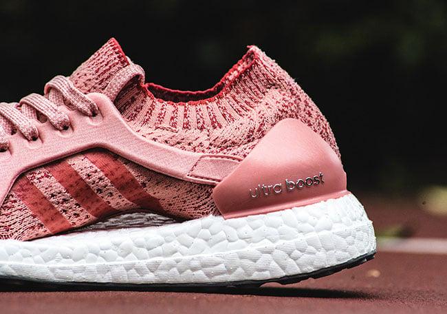 adidas Ultra Boost X Trace Pink