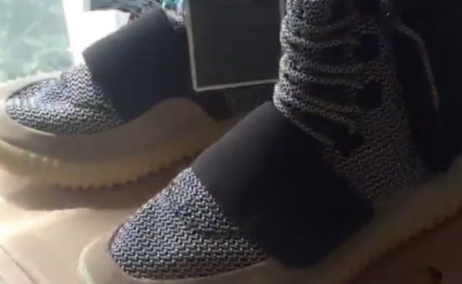 adidas Yeezy Boost 750 Textile Sample