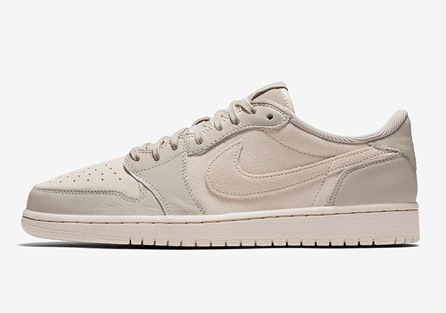 Air Jordan 1 Low OG Premium Tonal Light Orewood Brown
