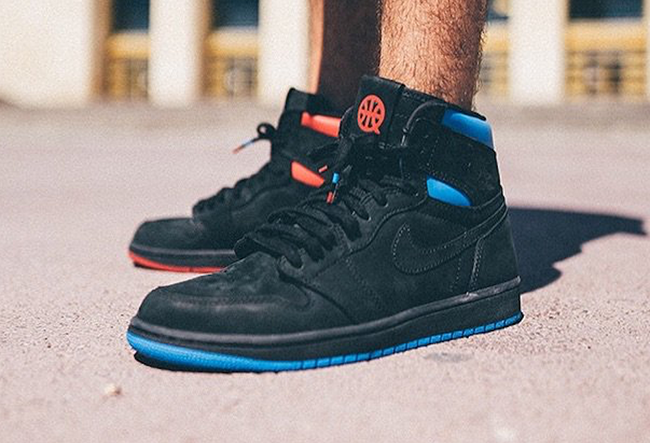 Air Jordan 1 Retro High OG 'Quai 54' Release Date