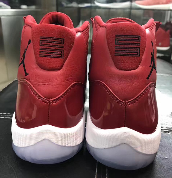 Air Jordan 11 Chicago Release Date