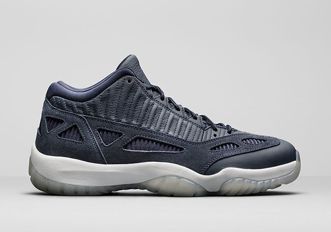 Air Jordan 11 Low IE Midnight Navy July 2017