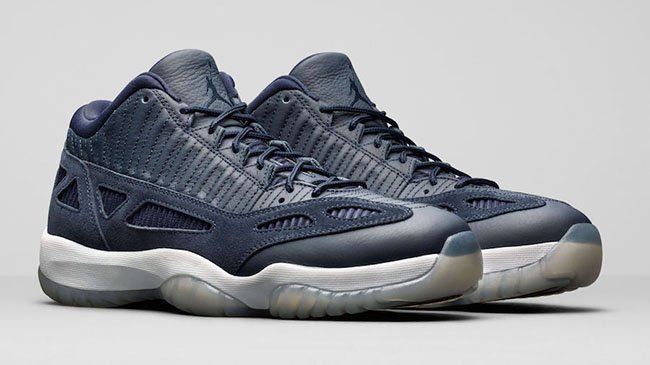 Air Jordan 11 Low IE Midnight Navy