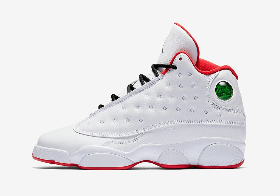 Air Jordan 13 GS History of Flight 414574-103