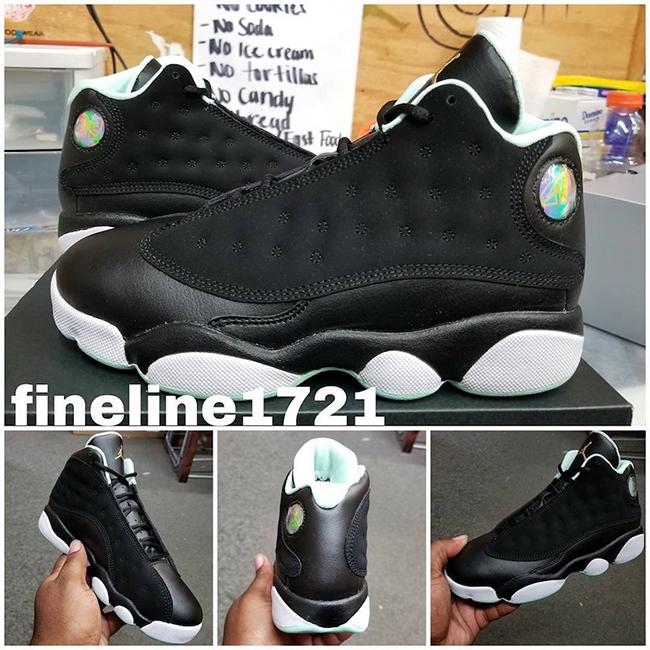Air Jordan 13 Mint Foam Release Date