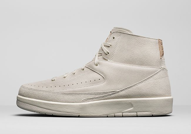 Air Jordan 2 Decon Sail July 2017