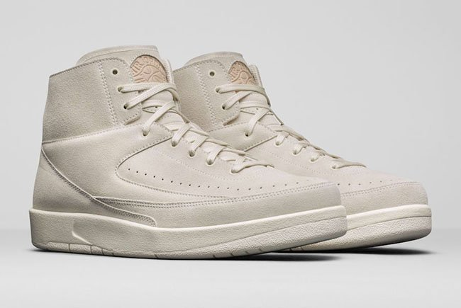 Air Jordan 2 Decon Sail