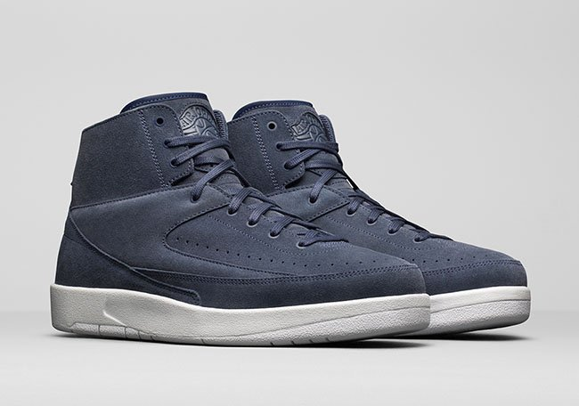 Air Jordan 2 Decon Thunder Blue Release Date