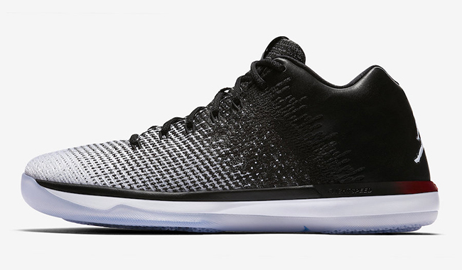 Air Jordan 31 Low Quai 54 July 2017