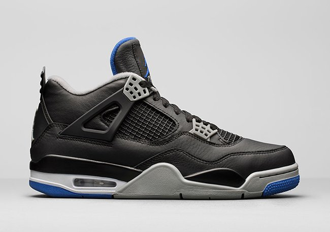 Air Jordan 4 Alternate Motorsport June 2017