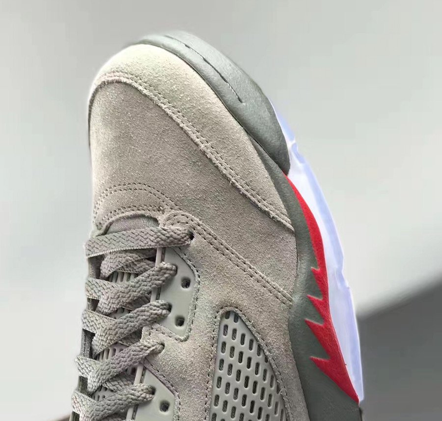 Air Jordan 5 Camo Dark Stucco Release Date