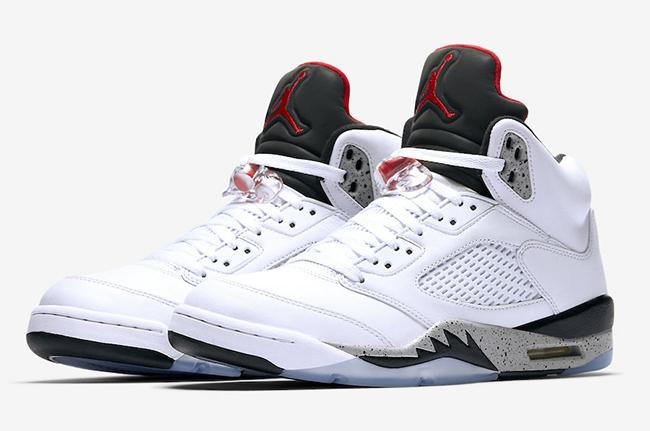 Air Jordan 5 Cement