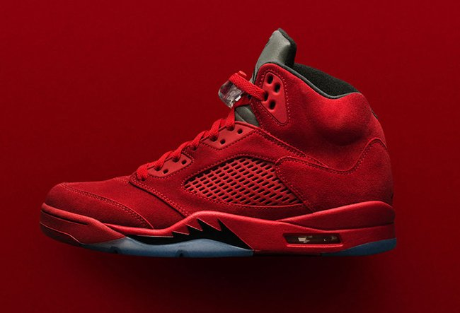 Air Jordan 5 'Flight Suit' Releases Next Weekend