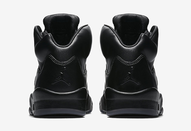Air Jordan 5 Premium Black 881432-010 Release Date