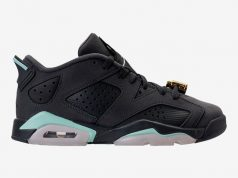 Air Jordan 6 Low Mint Foam Release Date