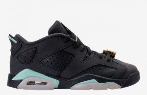 Air Jordan 6 Low Mint Foam Release Date