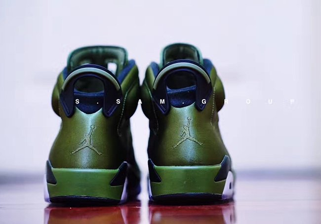Air Jordan 6 Pinnacle Flight Jacket Release Date
