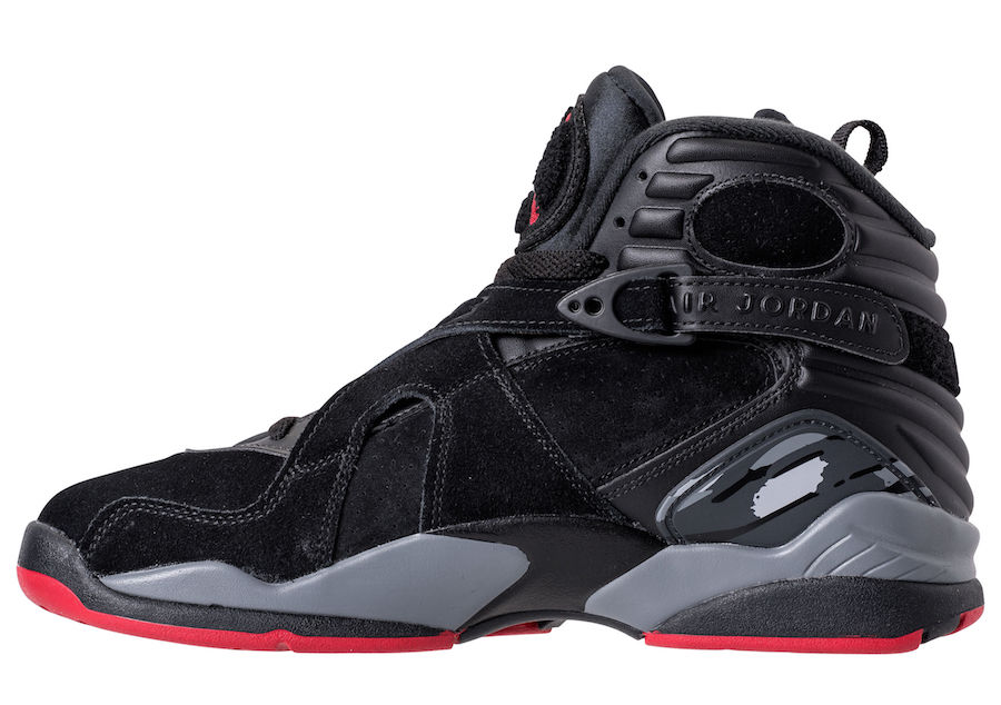 Air Jordan 8 Cement Bred