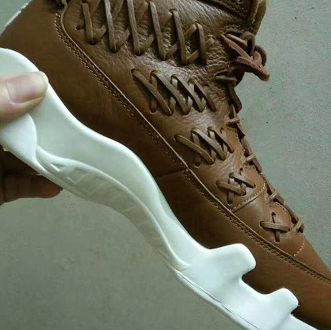 Air Jordan 9 Baseball Glove Pack Brown