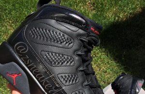 Air Jordan 9 Bred 2018