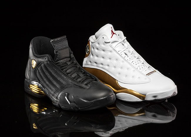 timeless design b6196 31b29 Air Jordan Finals DMP 13 14 Pack